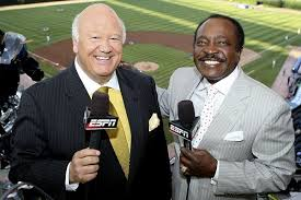 Joe Morgan and Jon Miller