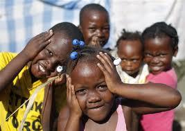 Haitian kids 2