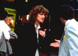 Sandra Bernhard in King of Comedy (Photo: movietone.com)