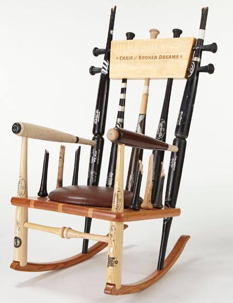 480 X 622 In The Chair Of Broken Dreams