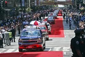 Red Carpet Parade